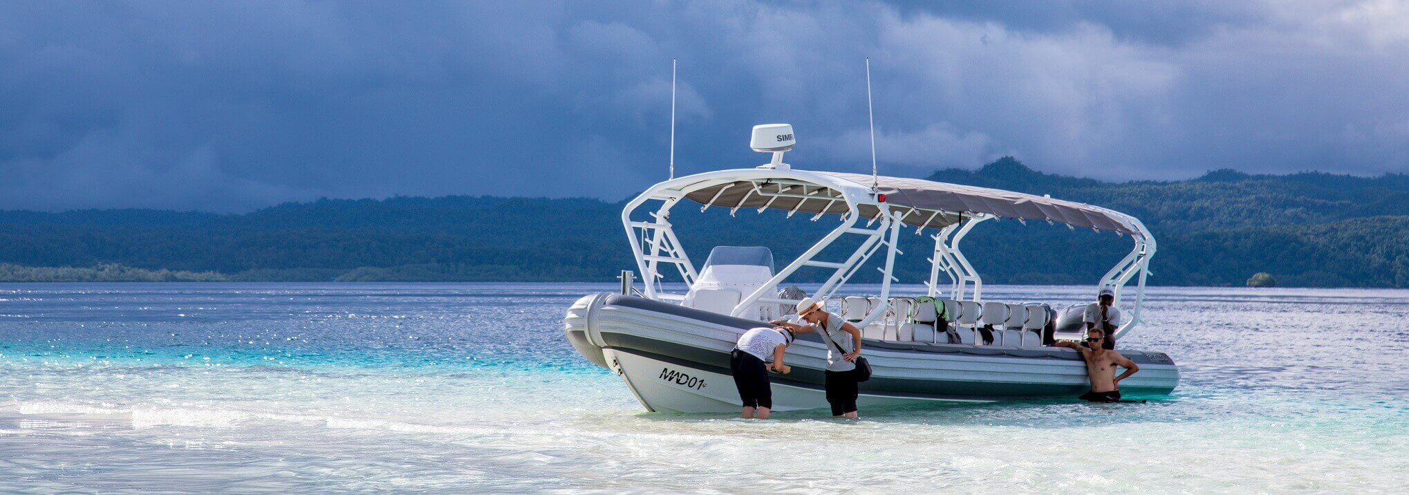 One-Of-A-Kind Dive Boats