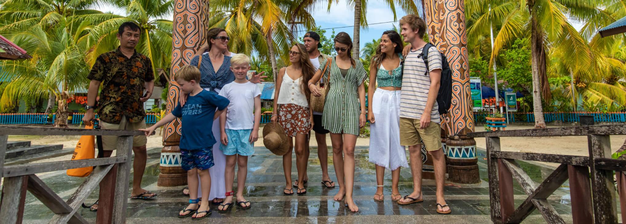 Raja Ampat Homestay with Meridian Adventure Dive