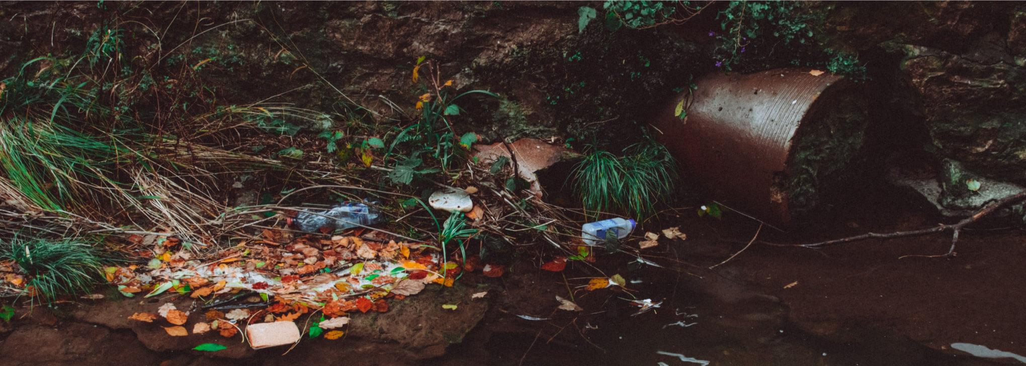 A clean Ocean requires Clean Rivers