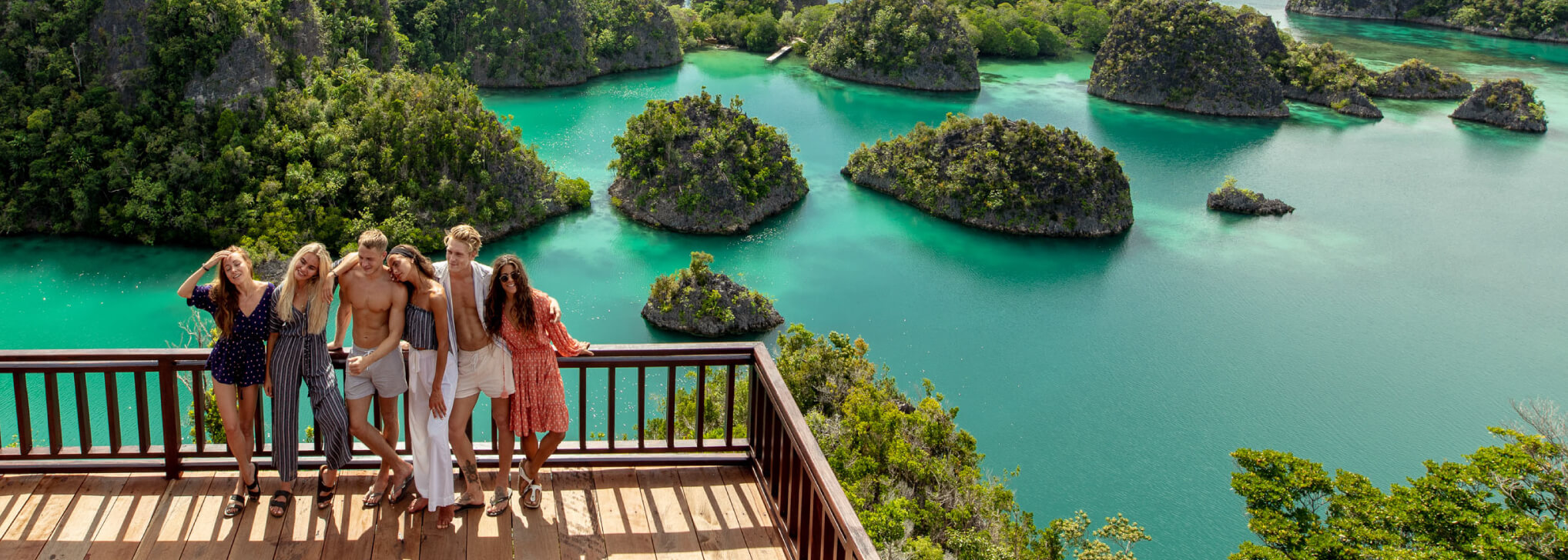 How tourism is helping marine conservation in Raja Ampat