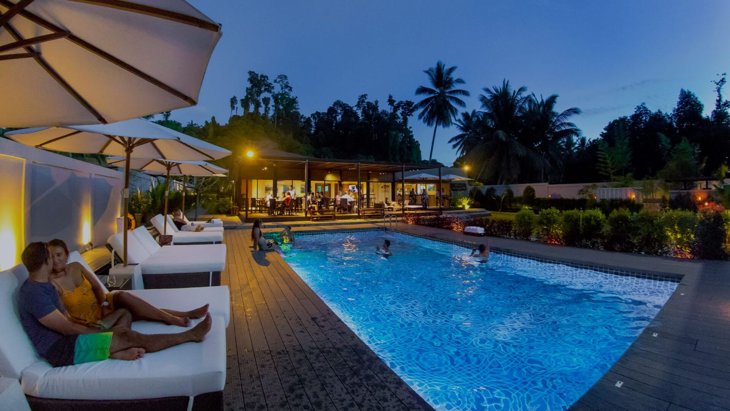 Meridian Adventures Dive Resort Accommodation