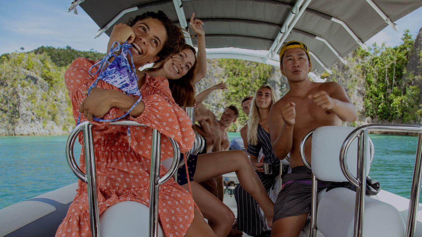 Meridian Adventures Dive Resort 5 Day 4 Night Package