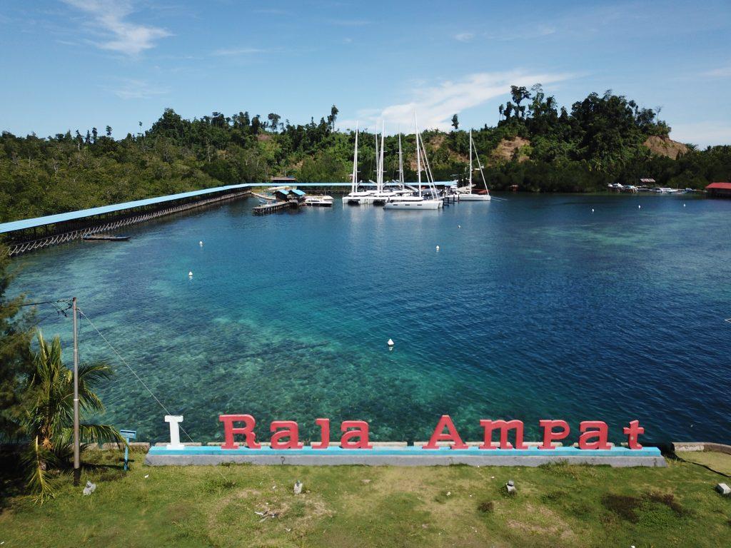 Raja Ampat Ferry Port