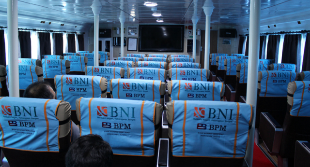 Raja Ampat Ferry