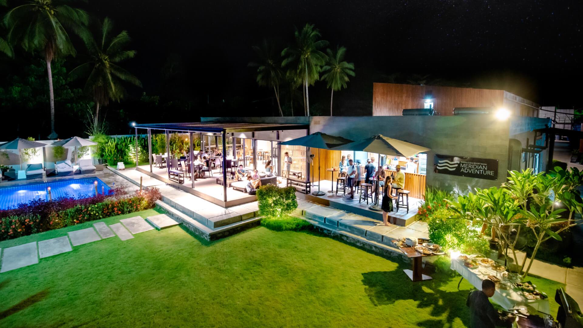 Solar lights Eco Resort