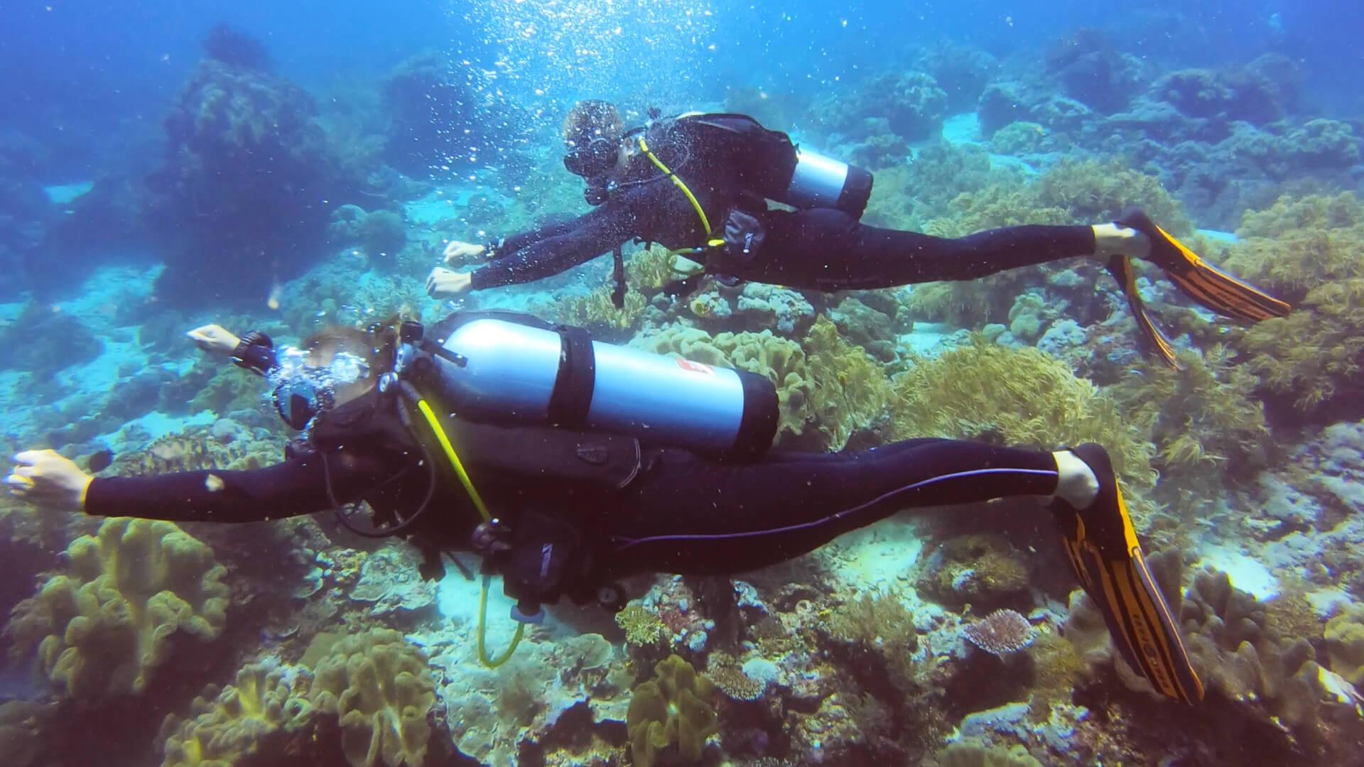 Underwater Warcry