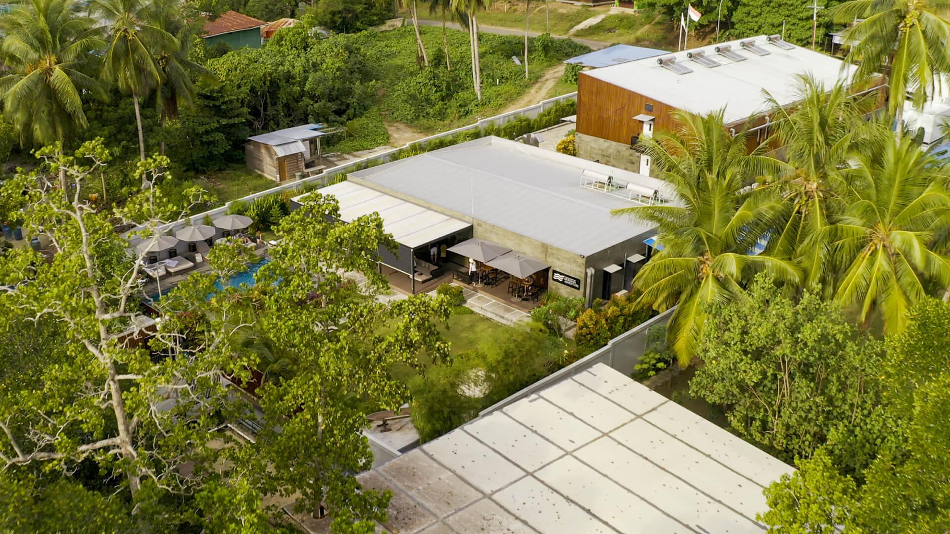 Solar Powered Resort