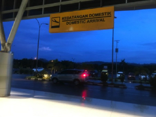 Domestic TRavel from Sorong Airport