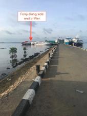 Ferry to Waisai